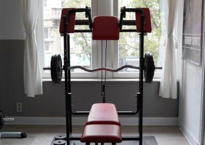 Base gym